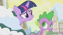 Twilight about to find a solution S1E11