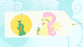 Fluttershy's carrot juice banner S1E20.png