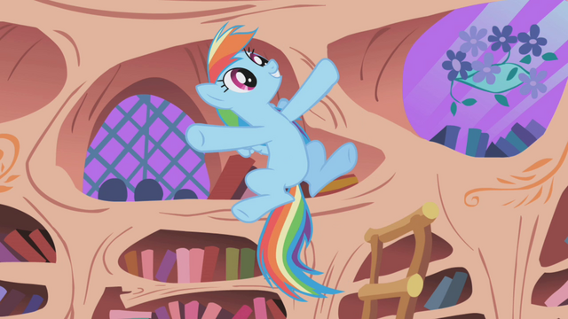"File:Rainbow Dash ""that means the ticket is mine"" S1E03.png"