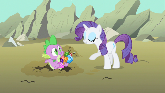 "File:Rarity ""gems to snack on"" S1E19.png"