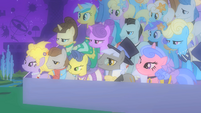 At the Gala background ponies 2 before S01E26