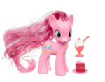 Pinkie Pie Crystal Empire Playful Pony toy