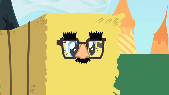 File:Pinkie Pie inside a hay bale S1E25.png