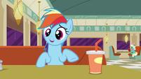 "Rainbow Dash ""pretty much all I can do"" S6E9"