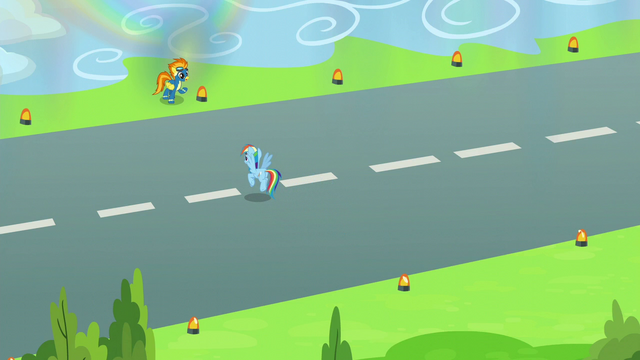 File:Rainbow Dash crossing the runway S6E7.png