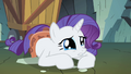 Rarity crying on floor S1E19.png