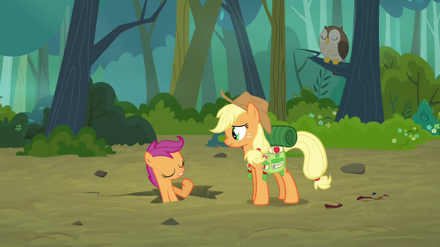 File:Scootaloo 'Heh, nothing' S3E06.png
