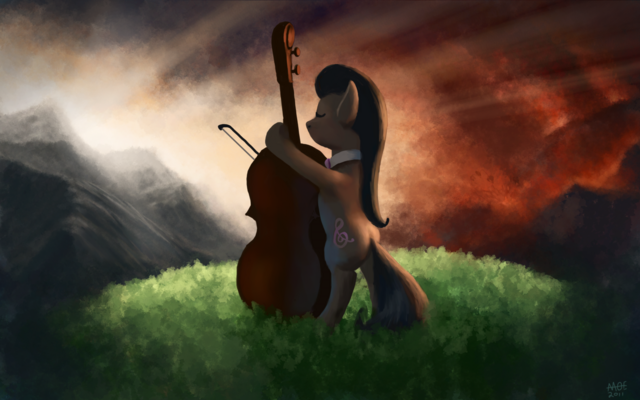 File:FANMADE Octavia Wallpaper.png