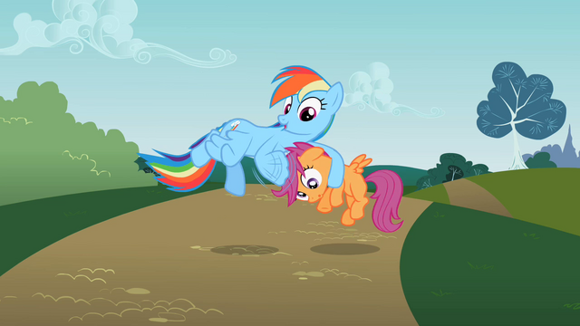 File:Scootaloo with lazy eyes S2E8.png
