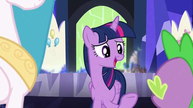 """File:Twilight Sparkle """"would totally hit it off!"""" S7E1.png"""