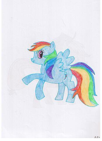 File:FANMADE Rainbow Dash.jpg
