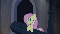 Fluttershy released from magic S4E03