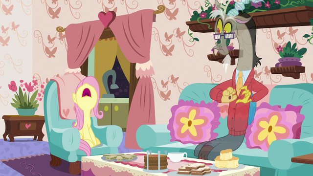 """File:Fluttershy yelling """"no, it's not!"""" S7E12.png"""