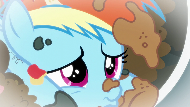 File:Young Rainbow Dash pouting S6E7.png