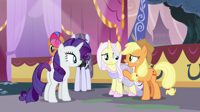"""File:Applejack """"I don't think that word means what you think it means"""" S7E9.png"""