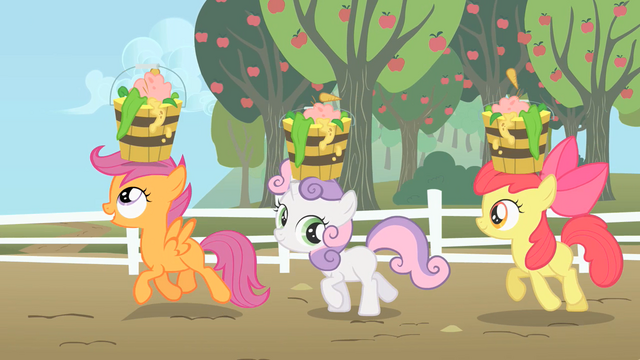 File:Cutie Mark Crusaders pig feeders S01E18.png