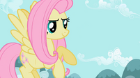 Fluttershy 'got it' S2E07