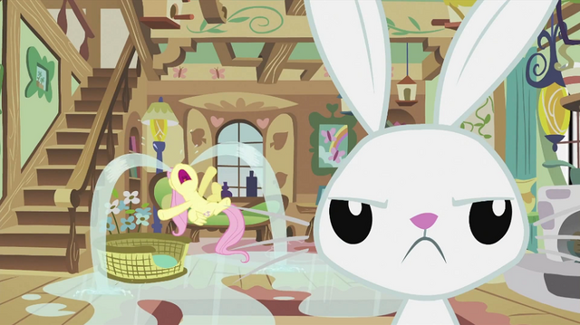 File:Fluttershy crying with lots of tears S2E23.png