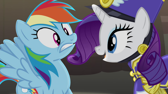 "File:Rarity ""Just look at us"" S4E21.png"