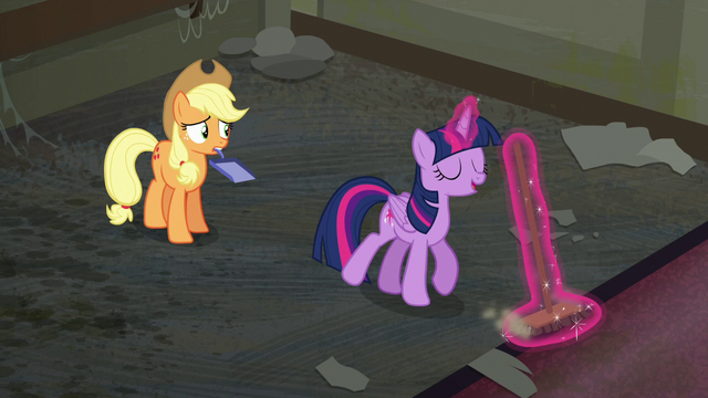 File:Twilight sweeping while repeating the word 'sweep' S6E9.png