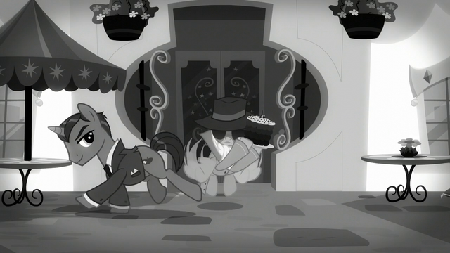 File:Pony preventing cake from being hit by another pony S5E15.png