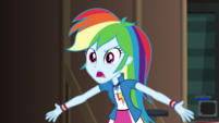 """Rainbow Dash """"I can't believe I lost them!"""" EGS2"""