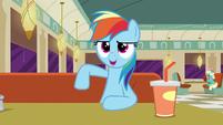 "Rainbow Dash ""I sound just like her!"" S6E9"
