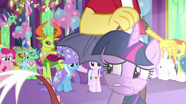 File:Twilight nervously looks away from the crowd S7E1.png