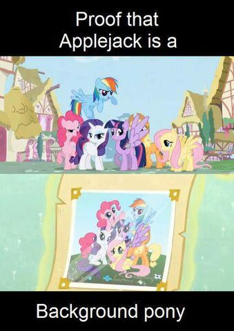 File:FANMADE Alicorn twilight blocking Applejack.jpg
