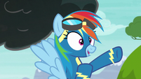 "Rainbow Dash ""I'll do some incredible"" S6E7"