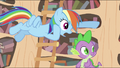 Rainbow tricking Twilight S2E20.png