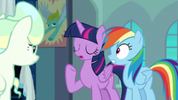 "Twilight ""we know what you've been doing"" S6E24"