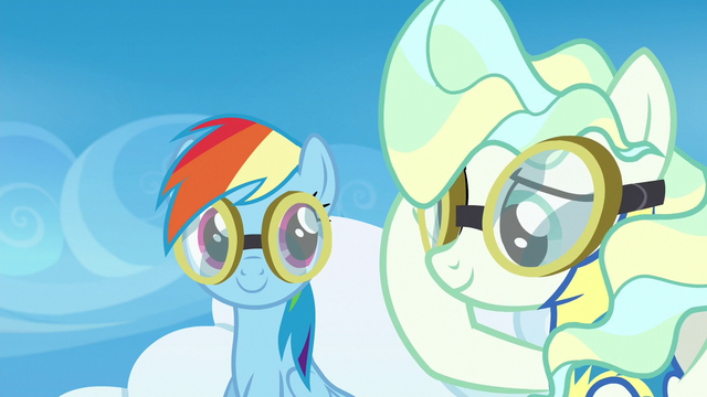 File:Vapor Trail lowering her flight goggles S6E24.png