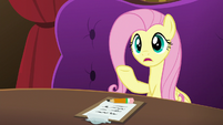 "Fluttershy ""you could work out your differences"" S6E20"