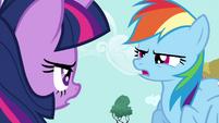 "Rainbow ""Fine!"" S4E21"