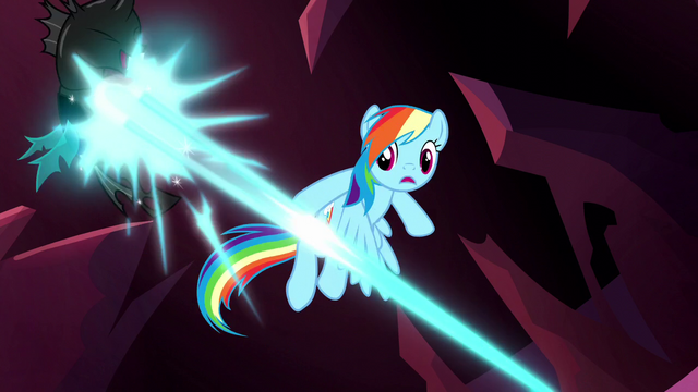 File:Changeling struck by Luna's magic S5E13.png