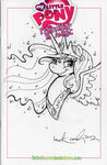 Katie Cook Hand Drawn Issue 1 Wonderworld