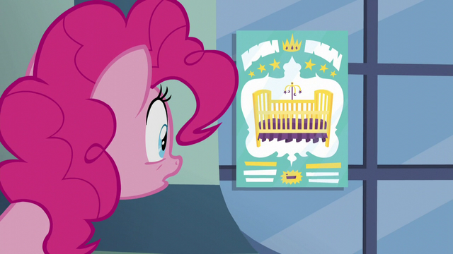 "File:Pinkie """"Treat your foal like""..."" S5E19.png"
