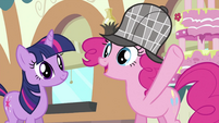 Pinkie Pie 'I think we can fix that' S2E24