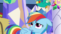 Popinjays flutter over Rainbow's head S5E3