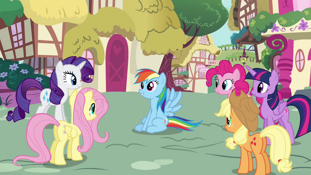 "File:Rainbow Dash ""I always knew I was brilliant"" S4E21.png"