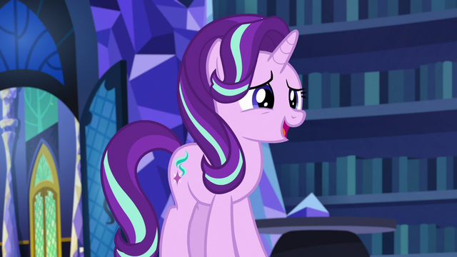 """File:Starlight Glimmer """"a handful of friendship lessons"""" S6E21.png"""
