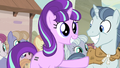 Starlight excitedly pushes Party Favor aside S5E2.png