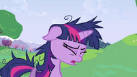 "Twilight Sparkle ""not alright"" S2E03"