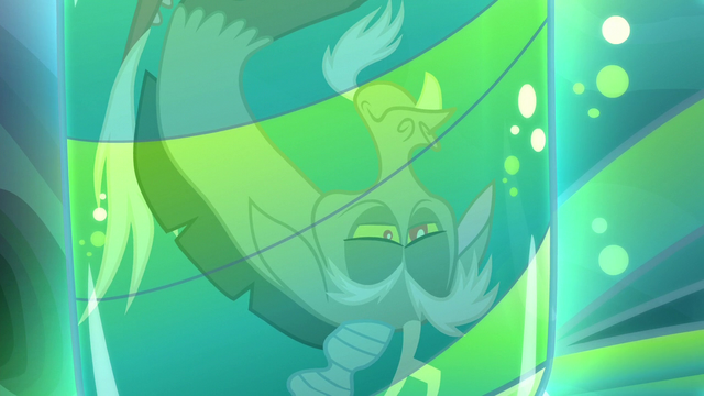 File:Discord trapped in a changeling cocoon S6E26.png