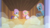 Rarity on my way S1E20