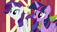 "Twilight ""Spike and I could handle things"" S6E10"