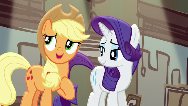 """File:Applejack """"I just happen to be good with a hammer"""" S5E16.png"""