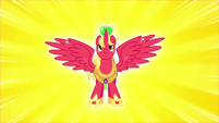 Big McIntosh becomes an Alicorn S5E13