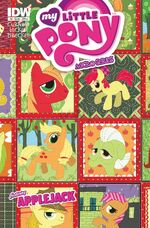 MLP- Micro Series 6 Cover A